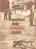 Quaderni della resistenza laziale 4