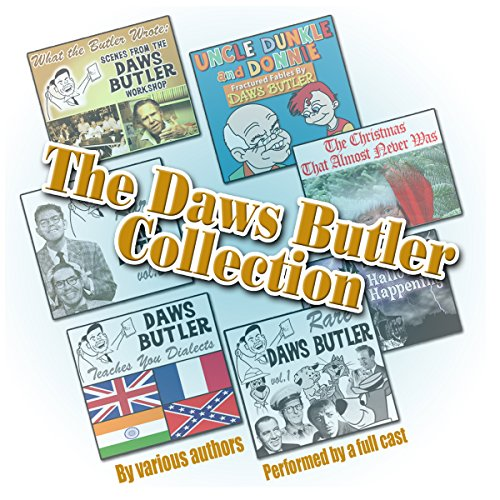 The Daws Butler Collection  Audiolibri