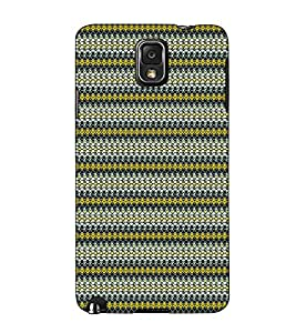 Fuson Designer Back Case Cover for Samsung Galaxy Note 3 :: Samsung Galaxy Note Iii :: Samsung Galaxy Note 3 N9002 :: Samsung Galaxy Note 3 N9000 N9005 (Desinger pattern Theme)