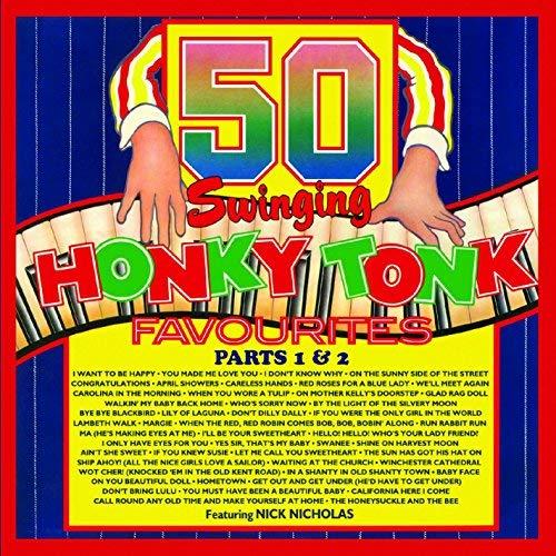50 Swinging Honky Tonk Faves 1 & 2