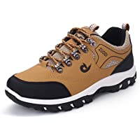 Scarpe da Trekking Uomo Arrampicata Escursioni Sportive Sneakers All'aperto Scarpe da Passeggiata Impermeabile e…