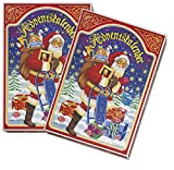 Reber Adventskalender, 2er Pack (2 x 650g)