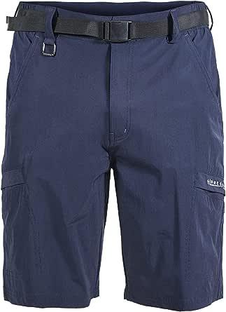Mr.Stream Uomo Pantaloncini Leggeri asciutti Quick Dry da estensibili Traspiranti Casual Pantaloni da Passeggio Bermuda Cargo Shorts
