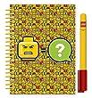 Mini Spiralbuch<br>mit Stift