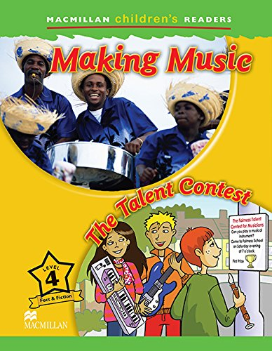 MCHR 4 Making music/Talent Contest (Readers)