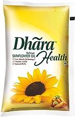 Dhara Oil, Sunflower, 1 L