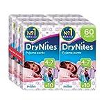 Huggies DryNites Girls Pants 4-7 Year...