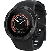 SUUNTO 5 Sports Watch, great battery life, robust multisport compact GPS watch (No-Cost EMI Available)