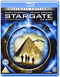 Stargate: Special Edition [Blu-ray] [Import anglais]