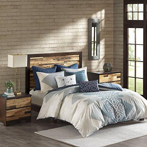 Nova 3-teiliges Bettbezug Mini Blau Full/Queen (3 Stück Mini-tröster)