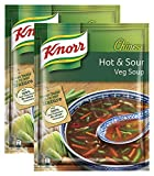 #10: Big Bazaar Combo - Knorr Hot and Sour Veg Soup, 43g (Pack of 2) Promo Pack