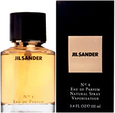 Jil Sander Woman No 4, Eau de Parfum, 1er Pack (1 x 100 ml)