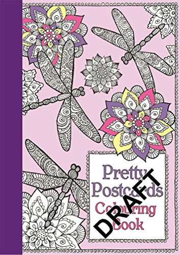 Pretty Flowers Postcards por Beth Gunnell