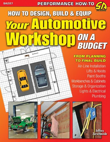 How to Design, Build & Equip Your Automotive Workshop on a Budget (SA Design)