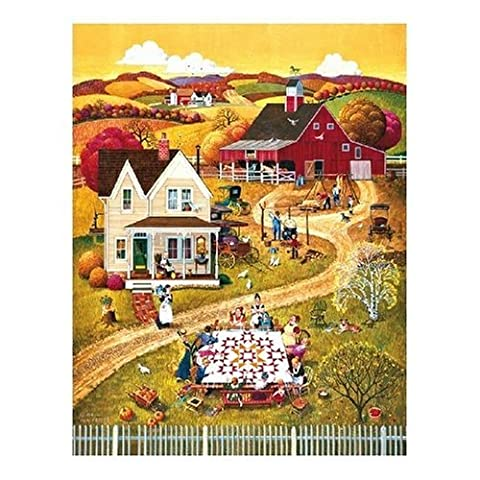 The Quilting Bee by SunsOut