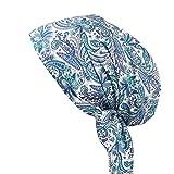 Best chemo Caps - Biback Hijab Femme Elastique Fichus Bonnet Sun Chapeau Review