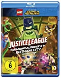 LEGO DC Super Heroes - Justice League - Gefängnisausbruch in Gotham City [Blu-ray]