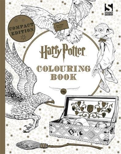 Harry Potter Colouring Book Compact Edition (Potter-warner Brothers Harry)