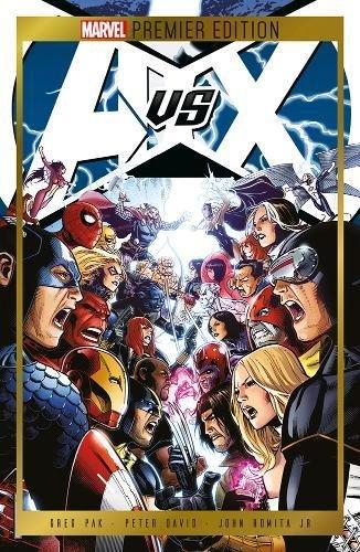 Marvel Premium Edition: Avengers Vs. X-men (Marvel Premier Edition)