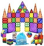Children Hub 46 Stücke Magnetische Bausteine Eingestellt: Pädagogische Spielwaren Für Kinder