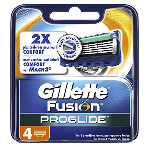 Gillette Fusion ProGlide hoja afeitar hombres - Paquete