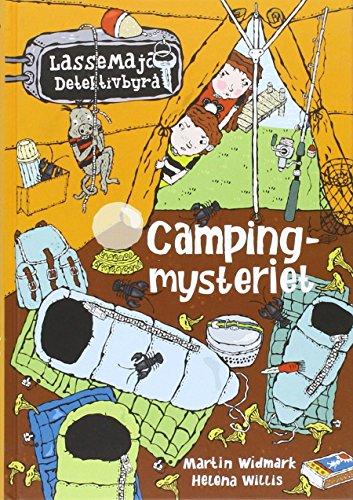 Campingmysteriet: 18 (LasseMajas Detektivbyrå) por Martin Widmark