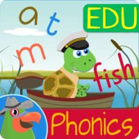 Parrotfish Phonics - Sounding out Words, 4-7 year olds