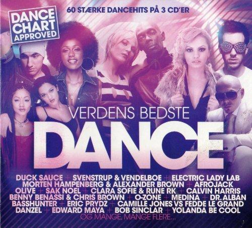 Verdens bedste DANCE - 60 stærke Dancehits på 3 CDér -