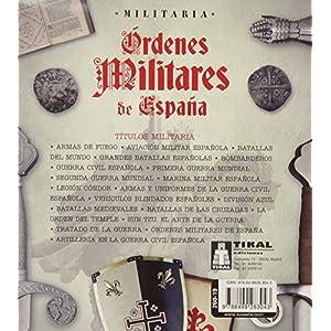 Órdenes militares en España (Militaria)