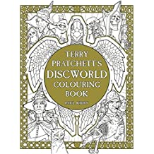 Terry Pratchett's Discworld Colouring Book (Colouring Books)