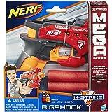 Nerf - Lanzadardos Bigshock, multicolor (Hasbro 665172)