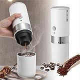 Draagbare Elektrische Koffiezetapparaat Machine, Automatische Espresso Maker Machine USB Kleine Reizen Koffiezetapparaat Mach