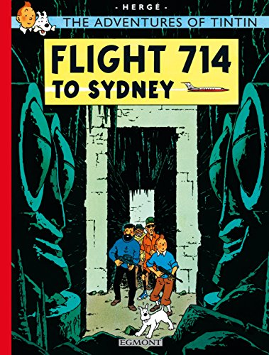 The Adventures of Tintin : Flight 714 par Herge