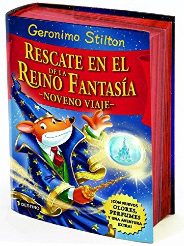 Rescate en el Reino de la Fantasía. Noveno viaje (Libros especiales de Geronimo Stilton)