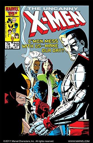 Uncanny X-Men (1963-2011) #210 (English Edition)
