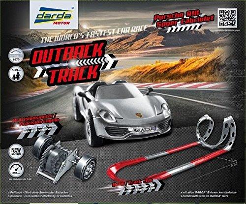 Simm Marketing 50208Darda Outback Track Vehículo