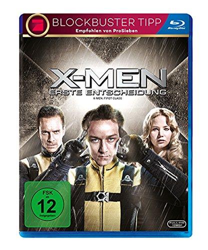 Bild von X-Men - Erste Entscheidung [Blu-ray]