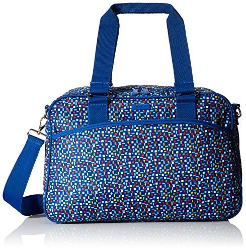 Tuc Tuc Enjoy - Bolsa de maternidad y cambiador para niños, color azul