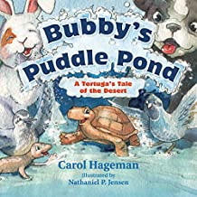 Bubby's Puddle Pond: A Tortuga's Tale of the Desert (English Edition)