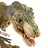Papo 55027 Green Running T-Rex Figure