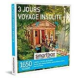 SMARTBOX - Coffret Cadeau Noël Couple - Idée cadeau original pour deux à choisir parmi 1 650 séjours atypiques