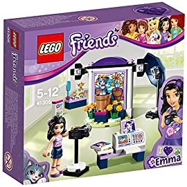 LEGO-Friends-41305-Emmas-Fotostudio