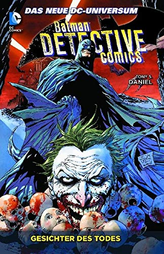 Batman - Detective Comics, Bd. 1: Gesichter des Todes -