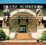 Schreker Lieder [Import allemand]