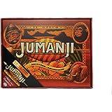 Editrice Giochi Jumanji Edizione in Legno, il Classico Gioco Vintage Anni '90, 6045571