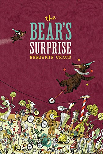 The Bear's Surprise por Benjamin Chaud