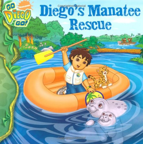 Diego's manatee rescue