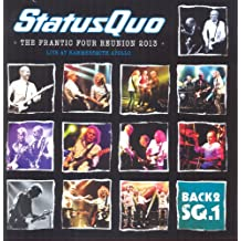 Back2SQ1-Live In Glasgow [Vinyl LP]