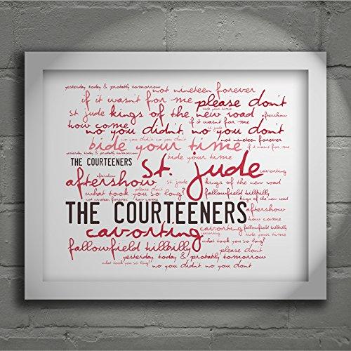 zephyr-kunstdruck-poster-the-courteeners-st-jude-unterzeichnet-und-nummerierten-limitierte-auflage-t