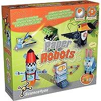 Science4you Paper robots, juguete educativo y científico (487199)